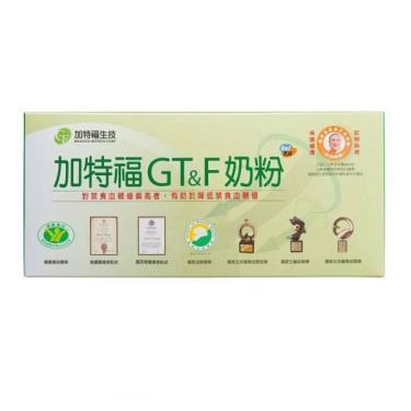 加特福 GT&F奶粉30包/盒(國家健康食品認證,輔助調節血糖)