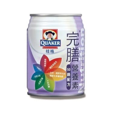(送4罐)桂格 完膳營養素-50鉻配方(糖尿病專用)250mlx48罐(二箱購)
