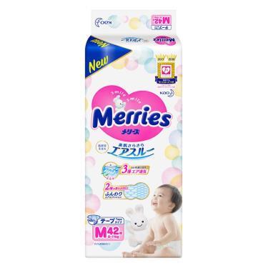 (送洗衣精)妙而舒 金緻柔點透氣紙尿褲 M42片x4包(箱購) 活動至09/20 活動至09/20