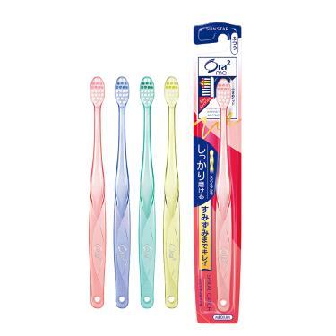 愛樂齒Ora2  me 彈力動感牙刷 中性毛(顏色隨機出貨)