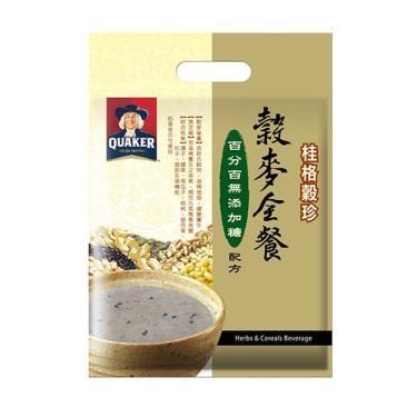 桂格 穀麥全餐(無添加糖) (25g x 12包/袋)