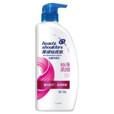 海倫仙度絲 絲滑柔順去屑洗髮乳/洗髮精750ml