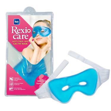 R&R 雙效冷熱果凍兩用凝膠眼罩(開孔)