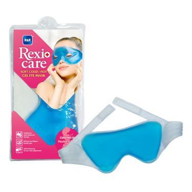 R&R 雙效冷熱果凍兩用凝膠眼罩(全罩)