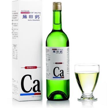 藤田鈣液劑750ML