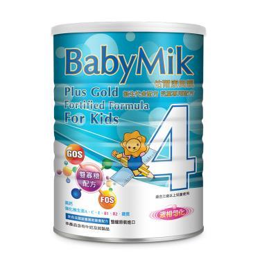 佑爾康貝親 新生代金配方兒童專用配方奶粉-液相勻化 900g/罐