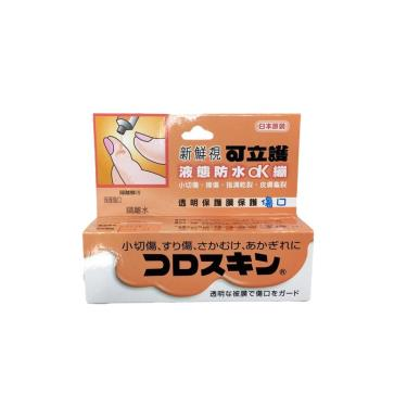 日本 新鮮視 可立護液態防水ok繃-11ml