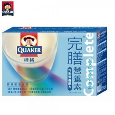 桂格 完膳營養素香草配方禮盒250mlx8罐(禮盒)