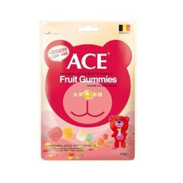 ACE 水果Q軟糖隨手包(48g/袋)