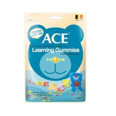 ACE 字母Q軟糖隨手包(48g/袋)