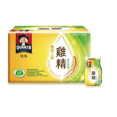 桂格 雞精-養氣人蔘(6入/盒)