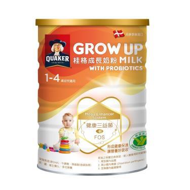 桂格 三益菌成長奶粉825g