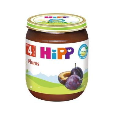 HIPP 喜寶 有機黑棗泥125g