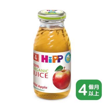 HIPP 喜寶 有機蘋果汁200ml