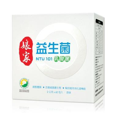娘家 益生菌 (2g/包,60包/盒)