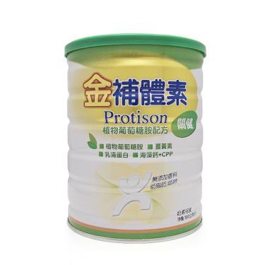 金補體素 關健-植物葡萄糖胺配方奶粉850g/罐