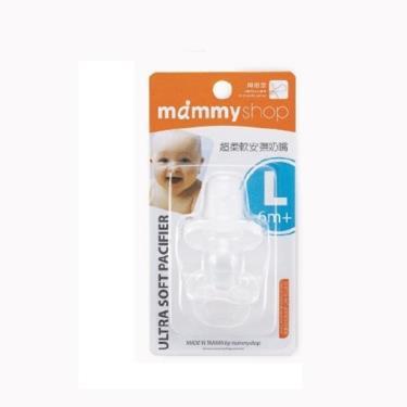 mammyshop 媽咪小站 拇指型安撫奶嘴L(6個月以上)-較大