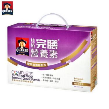 桂格 完膳營養素糖尿病適用250mlx8罐(禮盒)