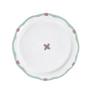 日本 Aoyoshi 青芳製作所 溫馨防滑餐盤 18CM