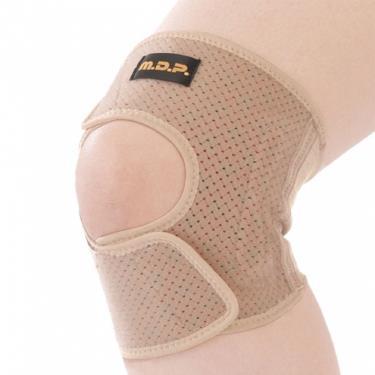 勝野式 溫感調整型膝套 膚色 M號