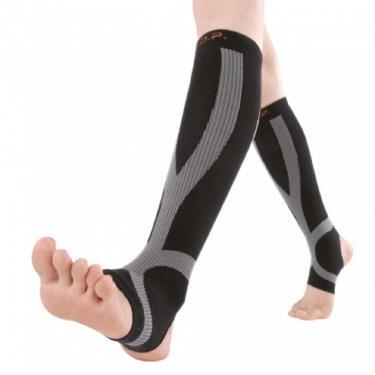 勝野式 活力腿襪 黑色M號