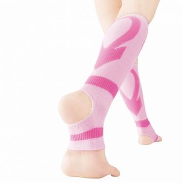 勝野式 活力腿襪 粉色L號