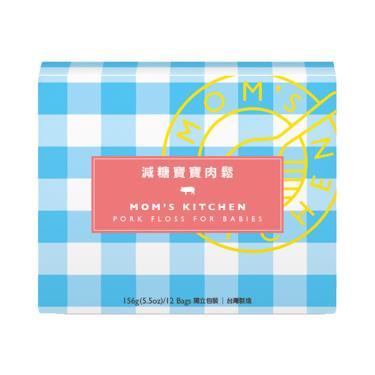 媽媽的廚房 寶寶肉鬆-減糖(13gx12包)