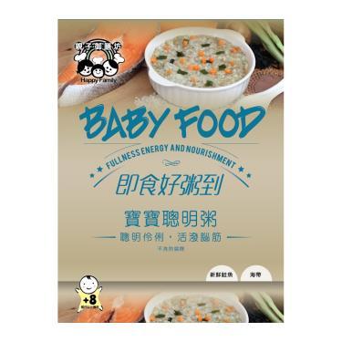 親子御膳坊 寶寶聰明粥/寶寶粥(150gx2入/盒)