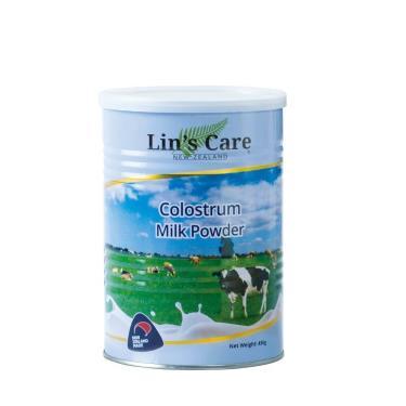 LIN'S CARE 紐西蘭高優質初乳奶粉-原裝進口450g(原裝進口)