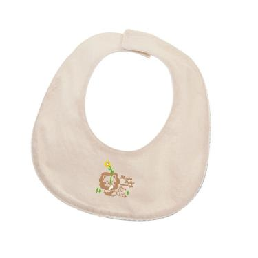 小獅王辛巴有機棉嬰兒小圍兜