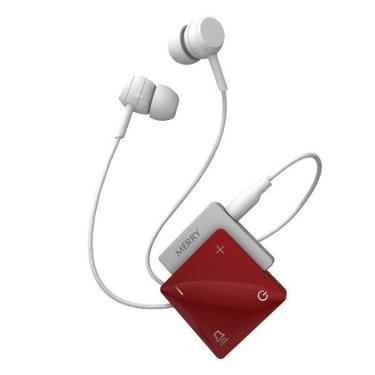 美律 輔聽器ME300D(紅色) 廠送
