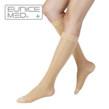 EUNICE MED 康譜 醫療彈性襪小腿包趾(CPS3001) 膚色 3號