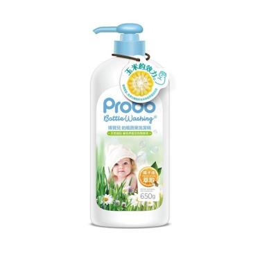 快潔適 博寶兒奶瓶蔬果洗潔精/清潔液650g