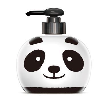 快潔適 熊貓抑菌洗手乳 300ml