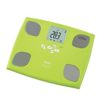 TANITA 十合一女性減重模式體組成計BC750-GR(青綠色)-廠送