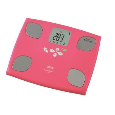 TANITA 十合一女性減重模式體組成計BC750-PK(桃紅色)-廠送
