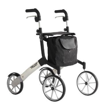 輕便戶外型散步助行器Trust care(含專用安全背帶、購物袋) 廠送