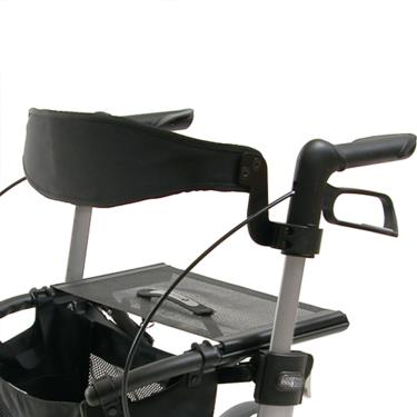 【選配品】 傑米諾前衛助行器 GEMINO 專用安全背帶 廠送