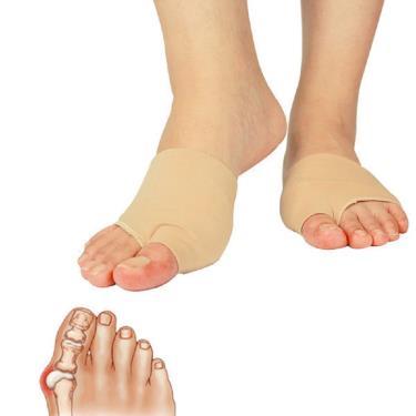 美肌刻Magic 足護士 拇指外翻 減少摩擦保護露趾 襪套 JG-038(廠送)