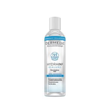 波蘭 得美媞DERMEDIC 玻尿酸超水感潔膚水100ml(廠送)