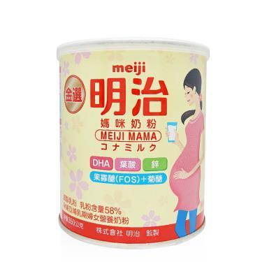 明治meiji   金選媽咪奶粉350g/罐