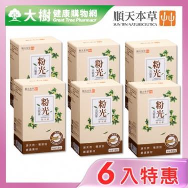順天本草 粉光元氣茶(10包X6盒)
