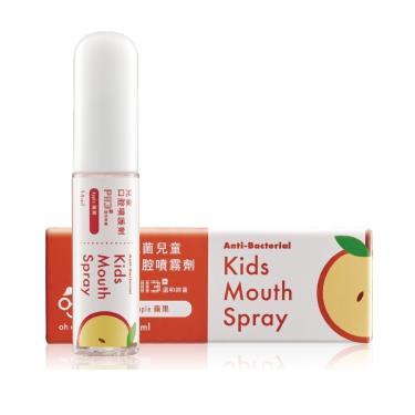oh care 歐克威爾 兒童口腔噴霧劑-蘋果(15ml)