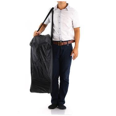 康而富 輪椅收納袋/萬用袋/輪椅外出背袋/行李袋 廠送