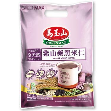 馬玉山 紫山藥黑米仁30公克x12包/袋