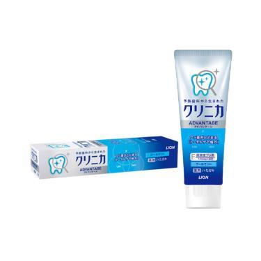 LION獅王 固齒佳酵素淨護牙膏 清涼薄荷130g