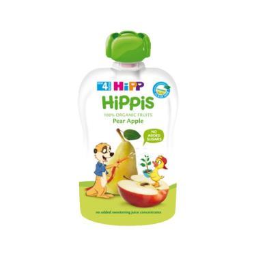 HIPP 喜寶 有機水果趣-西洋梨蘋果100g