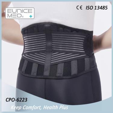 EUNICE MED康譜 反拉透氣護腰帶L CPO-6223