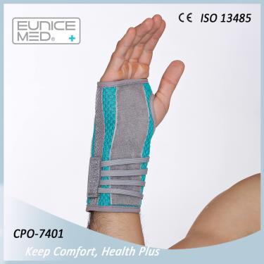 EUNICE MED康譜 拉帶式透氣護腕M CPO-7401