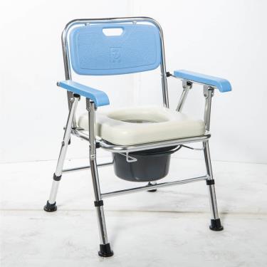 均佳 日式鋁合金收合便器椅JCS-202 廠送